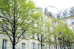 Paris, place du marché St Honoré