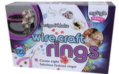 Great idea for young aspiring jewellery makers. Perfect gift too