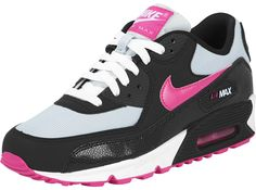 best authentic be190 dc599 Zurück Home Nike Air Max 90 Youth Gs Schuhe Schwarz Pink Grau Pictures