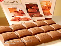 Le Chocolat Lindt Chocolat Lindt, Container, Chocolate, Drinks, Eat, Cooking, Food, Drinking, Kitchen