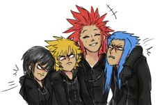 Axel Appreciation WeekDay 6- Favorite relationship: all his friends!yay! friendship! put these 4 in one room, and I'd be entertained. ˣᶦᵒᶰ ᶦˢ ʳᵉᵃᵈʸ ᵗᵒ ᵏᶦᶫᶫ