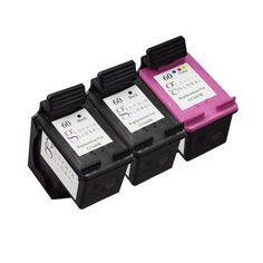 Refurbished Sophia Global Remanufactured Ink Cartridge Replacement for HP 60