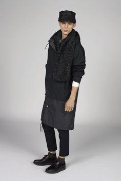 Marni | Fall 2014 Menswear Collection