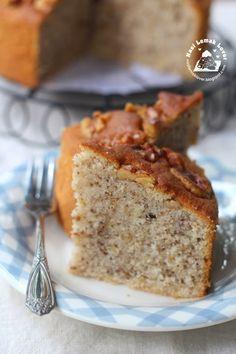 Nasi Lemak Lover: Walnut Butter Cake 核桃奶油蛋糕