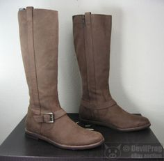 Cole Haan Air Petra Tall Riding Boots - I need these