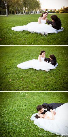 matrimonio villa braida sposi nel parco della villa