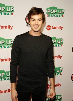 Tyler Blackburn is so handsome! | Pretty Little Liars | ABC Family