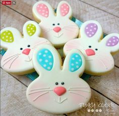 New Baking Cakes Decoration Easter Bunny 42 Ideas – Frutti Decorati Related posts: Incredibly charming Easter cookies which are bunny shaped Fancy Cookies, Iced Cookies, Holiday Cookies, Cupcake Cookies, Sugar Cookies, Fondant Cookies, Frosted Cookies, Cookie Favors, Flower Cookies