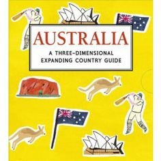 Australia: A Three-Dimensional Expanding Pocket Guide $12.95