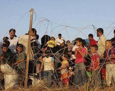 Más de 53 millones de refugiados quieren un lugar estable y pacífico para vivir