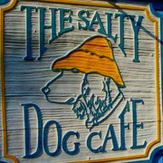 Salty dog cafe <3 want to go back soooo bad! <3 Hilton Head