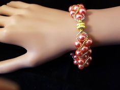 Buy Ella Beaded Bracelet. Handmade by creative people crafting through DISABILITIES, CHRONIC ILLNESS or are CARERS