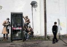 Does This 1995 Video Interview Reveal Banksy's True Identity?  http://lnk.al/3lQD #bbc