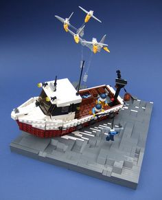 Trawler1 by Rogue Bantha, via Flickr