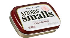 """Altoids Mints Smalls  Cinnamon Sugar Free ( Box of 9 Cans Each Can 50 Pieces Total 450 Pieces ) $11.99 """"FREE SHIPPING"""" at www.JGUM.NET"""