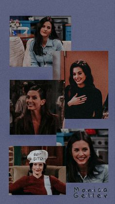 Find images and videos on We Heart It - the app to get lost in what you love. Friends Cast, Friends Episodes, Friends Moments, Friends Series, Friends Tv Show, Friends Forever, Monica And Chandler, Chandler Bing, Monica Friends