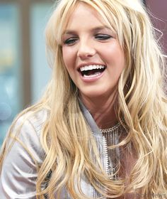 I love when Britney laughs!