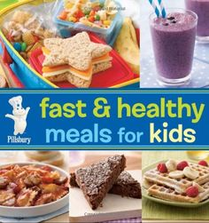 A photo-filled collection of kid-friendly recipes that are delicious, nutritious, and ready in 30 minutes or less.