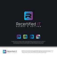 Recertified IT - Branding & Logo for Tech Start-up Recertified IT Ltd is a provider of computer components specialising in hard to find and discontinued components. We ...