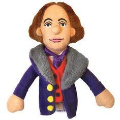 Oscar Wilde Magnet Personality Fridge Magnet