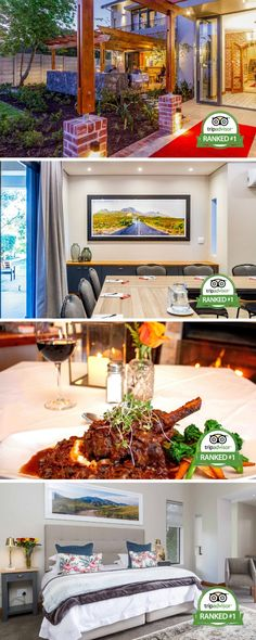 Evertsdal Guest House is situated in Durbanville, a village famous for its wine route that boasts many well-known wineries along the outskirts.