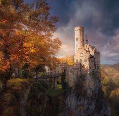 Neurathen Castle, Germany