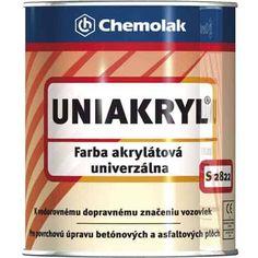 Uniakryl S2822 Útjelző Festék - 1791Ft – 8991Ft UNIAKRYL S2822 Útjelző Festék Az Uniakryl S2822 útjelző festék beton (min. 4-6 hónapos), pala, szálcement és egyéb ásványi eredetű felületek tartós bevonata, amely ellenáll víz és olajszennyezésnek, valamint csúszásmentesítő anyagoknak egyaránt. Alkalmas betonra, esztrichre, ipari padlókra, aszfaltra és útburkolatra, garázsokba, üzemekbe, gyárakba, továbbá sávelválasztó jelzések, útszél jelölések, irányjelző ny