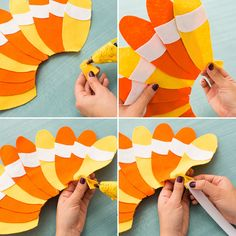 DIY a turkey dog costume with this tutorial.