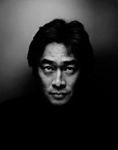 "Park Chan-Wook - Director, Screen Writer, Korean Filmmaker ""Oldboy"" 2003 http://lesnuitsduchasseurdefilms.com/2009/12/"