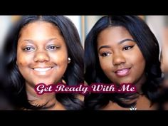 Everyday Natural Beat Makeup Glam| Get Ready With Me