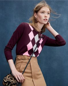 What we do at J.Crew: first-name-basis sweaters. Aka Tippi. A customer favorite since 2011.