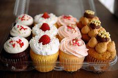 Immagine di cupcake, food, and sweet