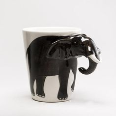 One of my favorite discoveries at WorldMarket.com: Elephant Mug. Lillie would love this.