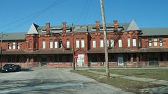 Urban Decay Buildings | Urban Decay - Saginaw Depot