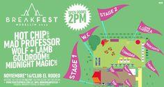 Medellín: Se viene el Breakfest lleno de arte y música   Y Editorial - Yahoo omg! En Español