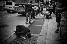 NYC 6th Ave ·Original Markus Hartel print ·New York street photography by hartelmedia on Etsy