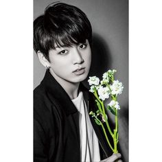 Jungkook | BTS ❤ liked on Polyvore featuring bts, jungkook, kookie, kpop and bts - jungkook