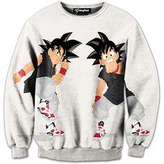 Urban Goku Crewneck