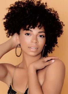 Best Short Natural Hairstyles for Halloween Black