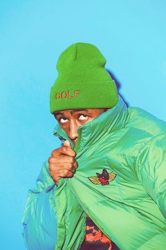 Odd Future's Golf Wang Runs Away With the Circus in Its Fall/Winter 2014…