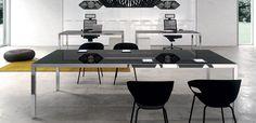 Design-Työpöydät Rym, valmistanut DVO, Designer Antonio Morello