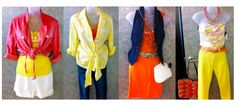 Visit Clothes Mentor in North Richland Hills, TX, for outfits that bloom all summer! ... I did these:)