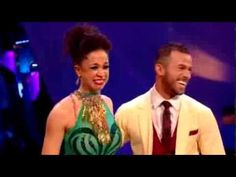 Pin for Later: Watch the Best Ever Strictly Come Dancing Performances The Show Dances: Natalie Gumede and Artem Chigvintsev's Show Dance