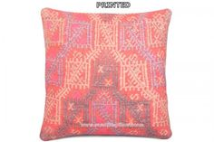 Kilim Pillow Covers Eclectic Turkish