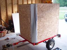 DIY Enclosed Trailer | Building an Enclosed Trailer