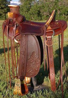 OWS Custom Saddles -