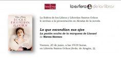 Hoy 20/06 la periodista y escritora Nieves Herrero presenta su novela histórica 'Lo que escondían sus ojos' en Alcañiz (Teruel)