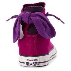 Converse Kids' Chuck Taylor Bow Back High Top Pre/Grade | Girls' - Pink Sapphire/Purple