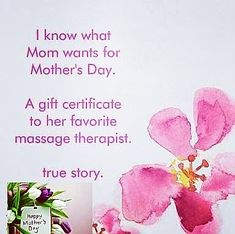 Spa Massage, Massage Therapy, Mothers Day Ad, Massage Marketing, Therapy Quotes, Qoutes, Aesthetics, Ads, Humor