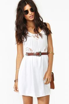 Pixie Lace Dress